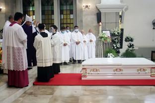 Legazpi diocese mourns Bishop Sorra's demise
