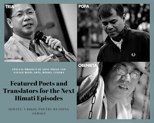 More poets and actors join the Himati Poetry Project