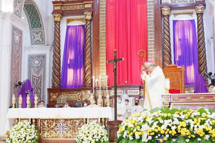 Archbishop to Caceres Priests: Be spiritual, cultivate kindness, yearn for the Living God