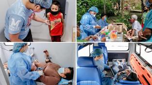 MOBILE HEALTHCARE SERVICES