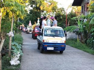 Marian Mobile Procession