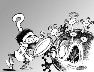 EDITORIAL: Virus or Bacteria? Vet the Question