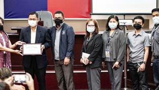 LGU Naga qualifies in CSC's PRIME-HRM