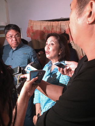 Robredo election lawyer: Poll fraud proven? Marcos camp 'hallucinating'