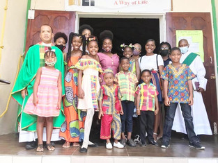 Caceres sends 33 missionaries overseas
