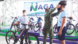 PNP organizes its tourist police unit in Naga