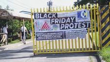 Black Friday protest vs pagsa-pribado kan ECs