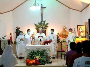 Caceres to open new parish in Lagonoy