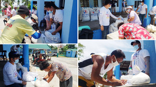 TYPHOON AMBO RELIEF ASSISTANCE