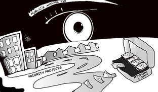 EDITORIAL: Watchful Eyes Needed