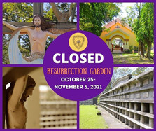 Cemetery for Priests Temporary Closure