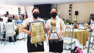 Camarines Sur SP commends  'Gawad Parangal' awardee Baao Community College