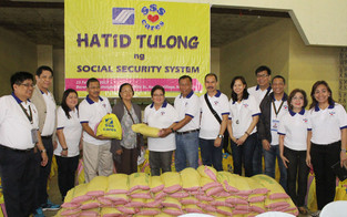 SSS reaches out to earthquake victims in Surigao