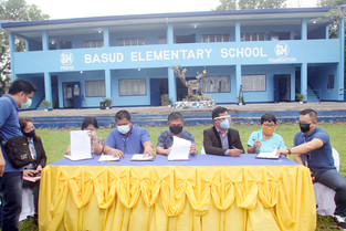 102 years old Gabaldon bldg rebuilt as green school
