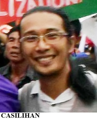 Militant groups hold Labor Day rallies