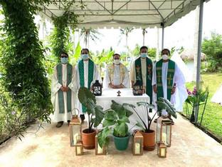 Mission Office conducts Balik Bayan Program