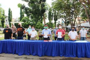 Naga mayor OKs PWD ordinance