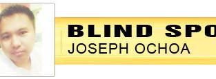BLIND SPOT: Forward March