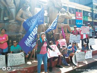 Edsa Uno pigcomemorar kan progresibong grupo