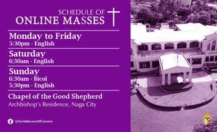 Social Media brings the Eucharist through Online Masses