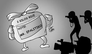 EDITORIAL: Politicizing Rice