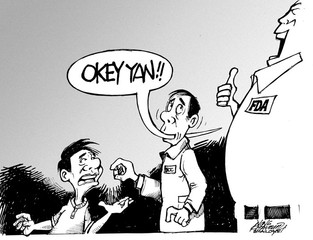 EDITORIAL: Impotent and Indecisive