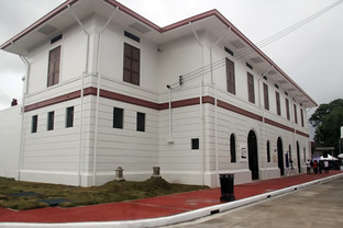 Century-old Sorsogon provincial jail converted into a modern  museum