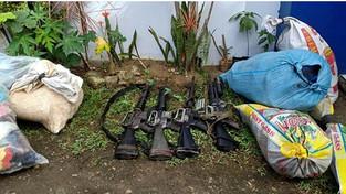 6 NPA rebels slain in Tinambac town