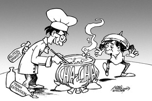 EDITORIAL: Prelude to Autocracy?