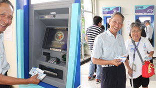 sss: pensioners can withdraw P1,000 additional benefit