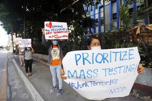 Christian leaders speak out against anti-terror bill