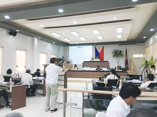 As case looms vs open dumpsite, Naga council debates on budget