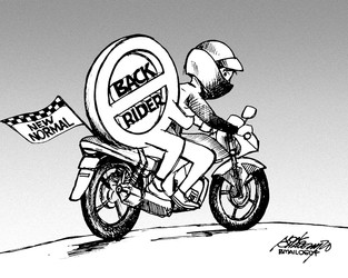 EDITORIAL: Performing Puppet Role