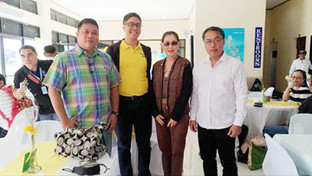 Masbate eyes bigger share of tourism pie with launch of flight to, from Manila