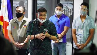 Duterte approves Bicol River dredging