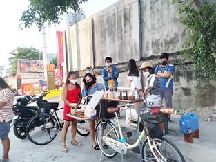 Young entrepreneur opens 'Café on Wheels'