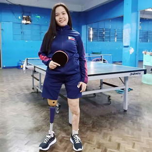 Bicolana amputee to debut  in 2020 ASEAN Para Games