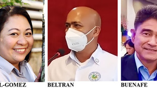 Team Naga candidates to file COC on Oct. 8
