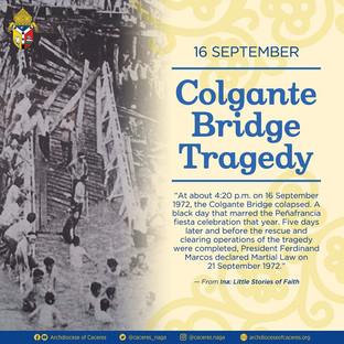 """""""The bridge is now swaying:"""" The 1972 Colgante Bridge Tragedy"""