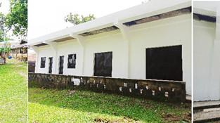 Siruma's pastoral hall gets DOH's nod in vax SimEx