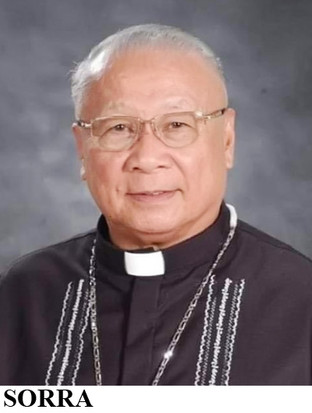 Bishop Jose Sorra: Builder of hope,lover of the poor, the least and lost