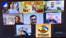 Bicol bishops meet online