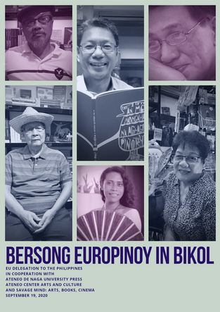 Bersong Europinoy goes to Bikol