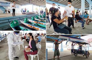 Ka Fuerte awards boats to fisherfolk
