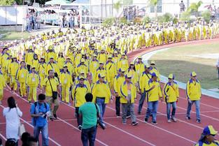 8,000 athletes competein Palarong Bicol 2017