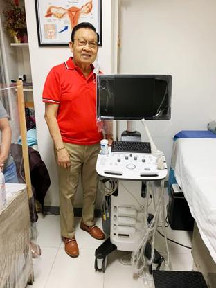 Naga City Hospital igwa nang bagong ultrasound