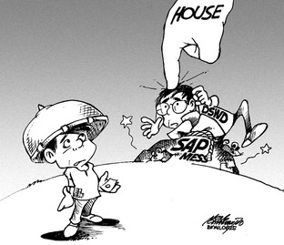 EDITORIAL: Of Rubber Stamps  & Sacrificial Lambs