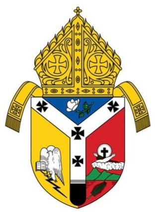 """Caceres Endorses """"Uniform"""" Enhanced Archdiocesan Coat of Arms"""