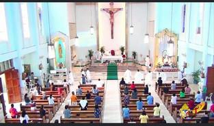Our Lady of Mt. Carmel novenary begins