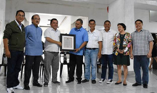 MAYORAL RECOGNITION